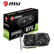 微星(MSI)GeForce RTX 2060 SUPER ARMO...