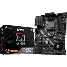 微星(MSI) X570-A PRO主板(AMD X570/Socket AM4)
