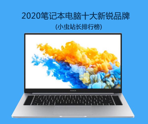 2020十大笔记本新锐品牌