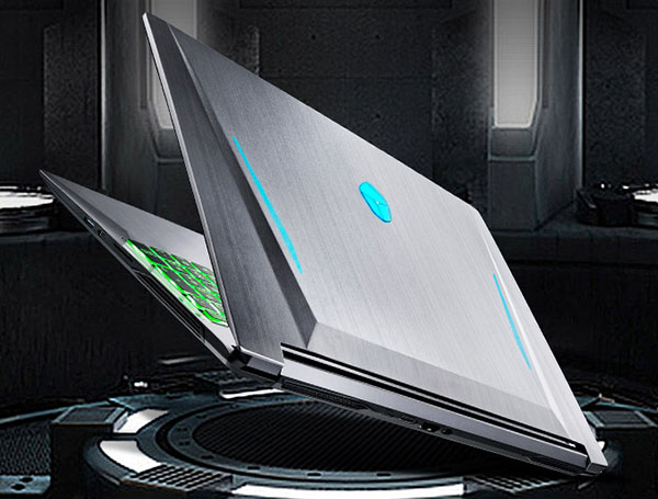 雷神 911MT黑武士 游戏笔记本电脑