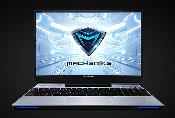 机械师F117-V65游戏笔记本电脑