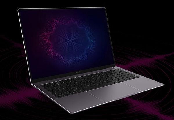 华为MateBook X Pro 2020款 超轻薄全面屏笔记本电脑