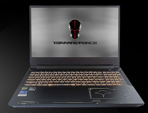 未来人类DR5游戏笔记本电脑