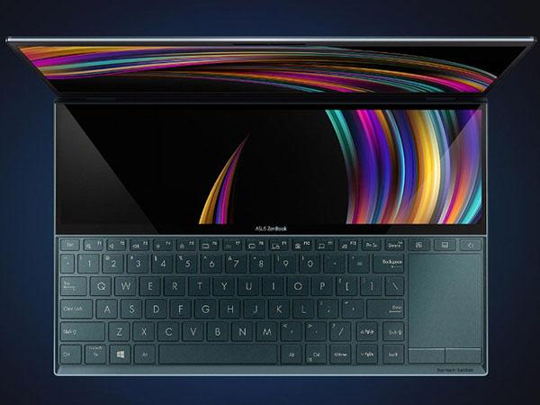 华硕灵耀X2 Duo双屏笔记本电脑